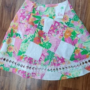 Lilly Pulitzer Harley skirt